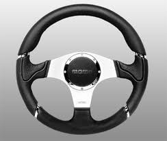 Kierownica Momo Millenium 350 - GRUBYGARAGE - Sklep Tuningowy